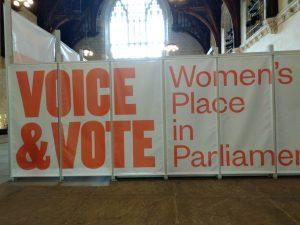 Voice & Vote Exhibition Hose of Parliament